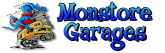 Monstore Garages Logo